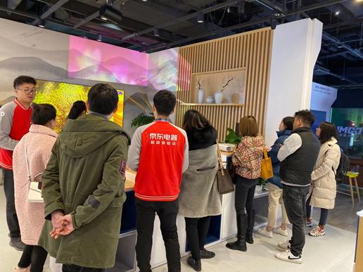 """办公、生活、互动于一体,京东电器超级体验店爱普生区让体验 """"活""""起来"""