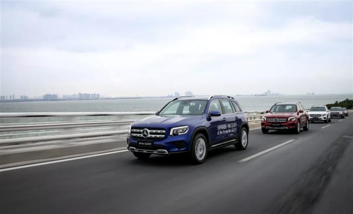 新车,SUV,北京奔驰,北京奔驰GLB,北京奔驰GLB上市