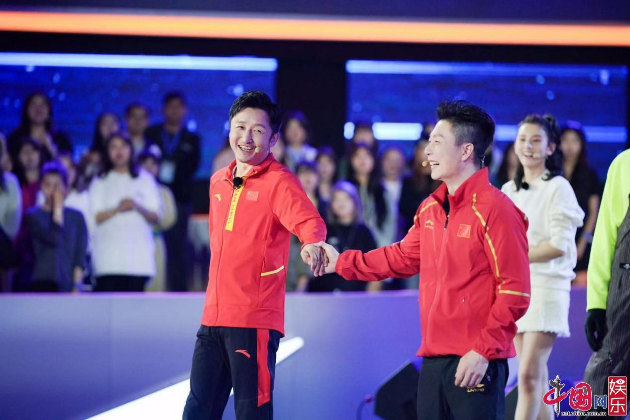奥运冠军空降《追我吧》 陈伟霆黄景瑜二次Battle