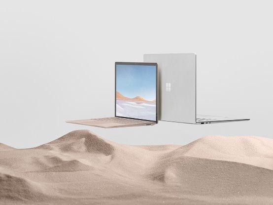 Surface Laptop 3现世 微软商用×京东企业购革新能效