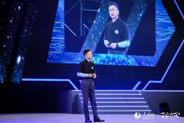 冠勇科技易犬数据平台荣获首届人民网内容科技大赛二等奖
