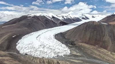 中国五分之一冰川已消融 西北干旱区水危机严峻
