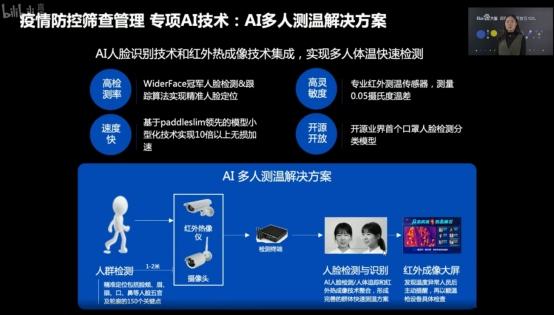 """2020百度大脑开放日""""AI战疫""""专场详解如何用科技助力防疫"""
