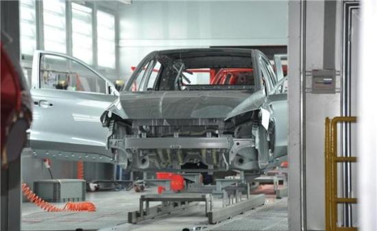 走进海马汽车的智能工厂,感受海马汽车的魅力!