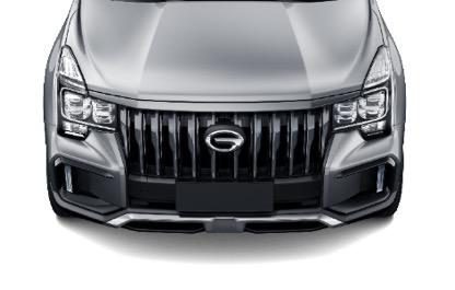 新车,传祺GS8S渲染图