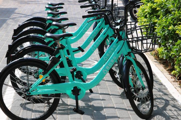 软银及联想旗下君联资本向青桔单车投资1.5亿美元_O2O_电商报