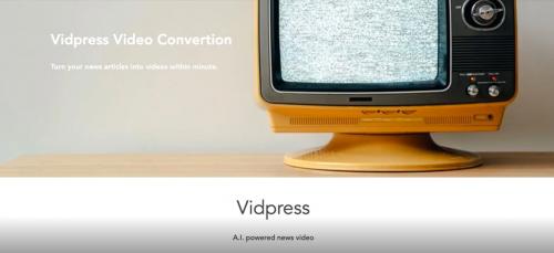 AI一键合成视频报道自己 百度AI短视频全自动合成平台技能逆天了