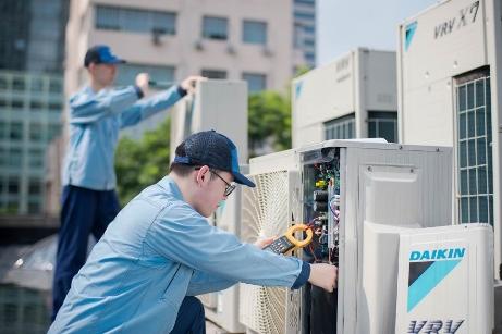 标准的中央空调清洗消毒该怎么做 大金认为要做好这些规范步骤