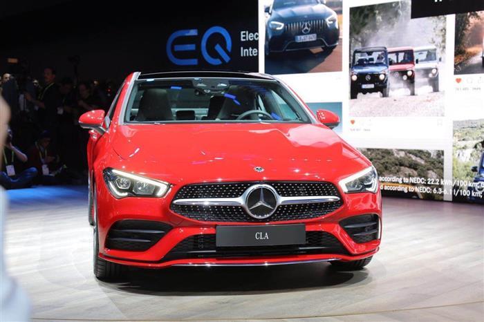 新车,蔚来,粤港澳大湾区车展新车,大众探岳X,本田全新飞度,全新国产奔驰GLA
