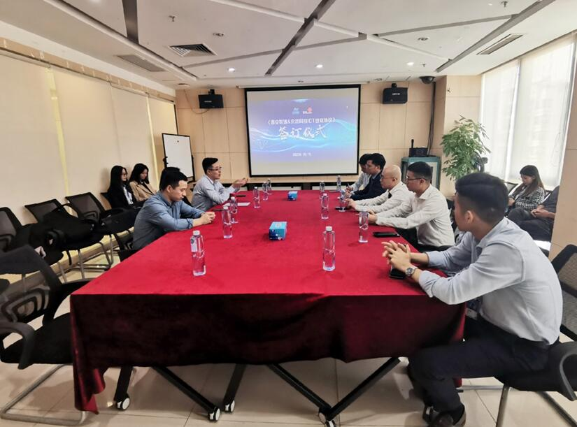 玄武科技&西安联通签订ICT战略协议 共创ICT融合新局面