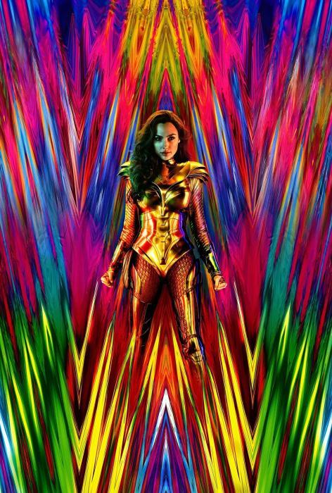 《神奇女侠2》海报