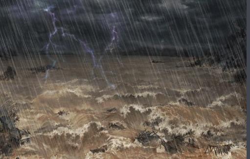 暴雨夜袭四川冕宁 一家5口遇难 山洪突袭山庄 一户八口只救回三人