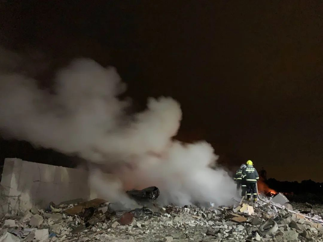 广汉爆炸鞭炮厂曾因小事故被处罚 被投诉离居民点太近