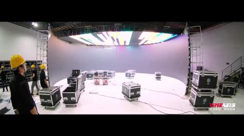 时光坐标第三代数字虚拟拍摄技术正式启动