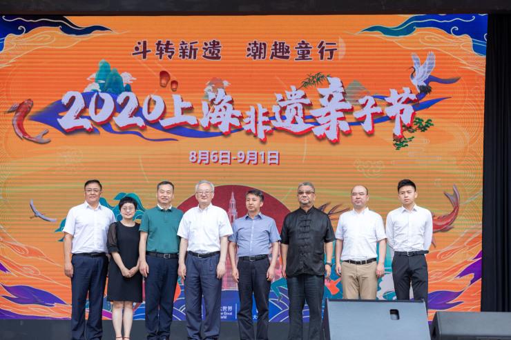 """美团上线""""非遗亲子节""""专题,20条非遗亲子游乐路线助力游客品味文化上海"""