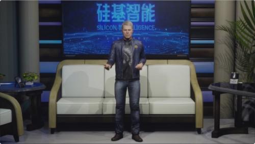 """硅基智能解读""""泛智能"""",AI数字人进入规模商业化"""