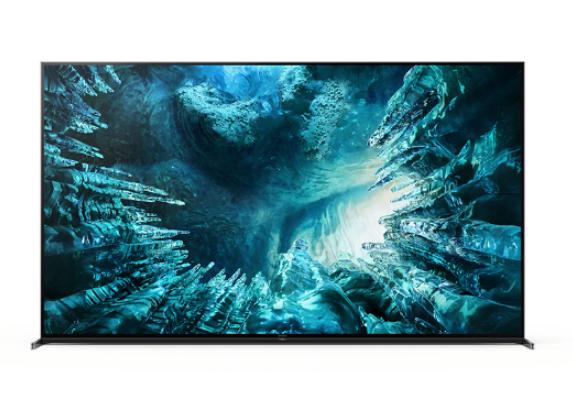 索尼Z8H 8K液晶电视打造电视行业音画质的新标杆