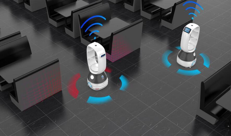 新机遇到来 室内无人配送机器人已经迎来规模化普及时代