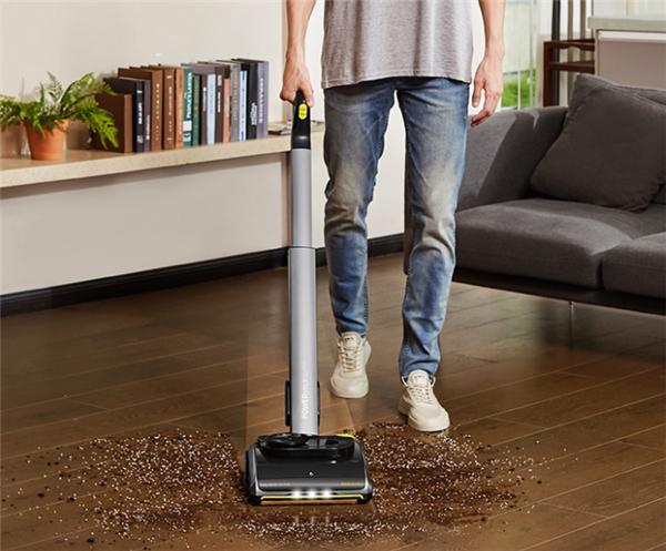 Beko倍科智能洗地机全新上市 吸拖洗一机搞定