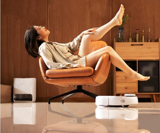 解锁夏日清凉体验,云鲸天猫超级品牌日带你享受光脚自由