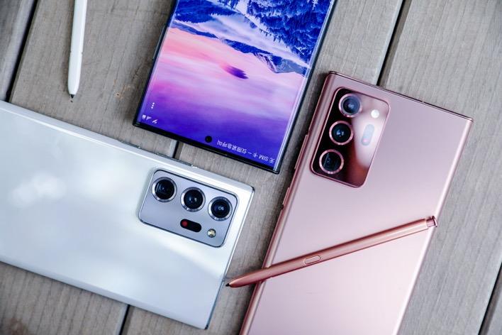 购机还有超值惊喜,三星Galaxy Note20系列火热销售中