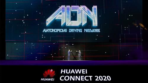 华为面向企业发布自动驾驶网络ADN解决方案,让智能联接触手可及