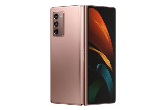 凝聚尖端技术于体验,三星Z Fold2首销引领折叠屏手机新潮流