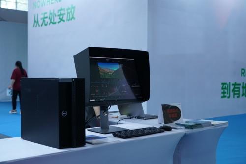 戴尔多款产品惊艳北京国际设计周 以科技赋能创作 助力青年设计师