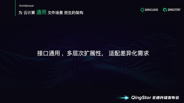 磨砺八年 青云QingCloud升级国产化分布式存储产品