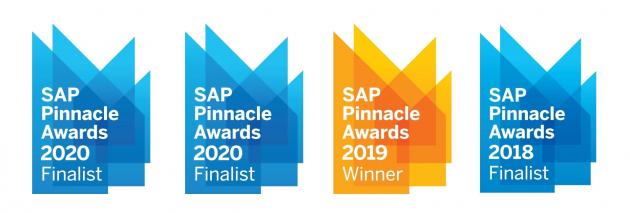 2020 SAP合作伙伴峰会落幕,帛丝云商拿下两项大奖