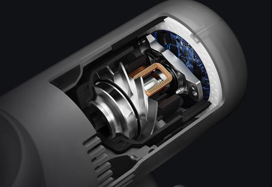 米家无线吸尘器K10新品限量上市,小米首款12.5万转吸尘器还带拖地功能!