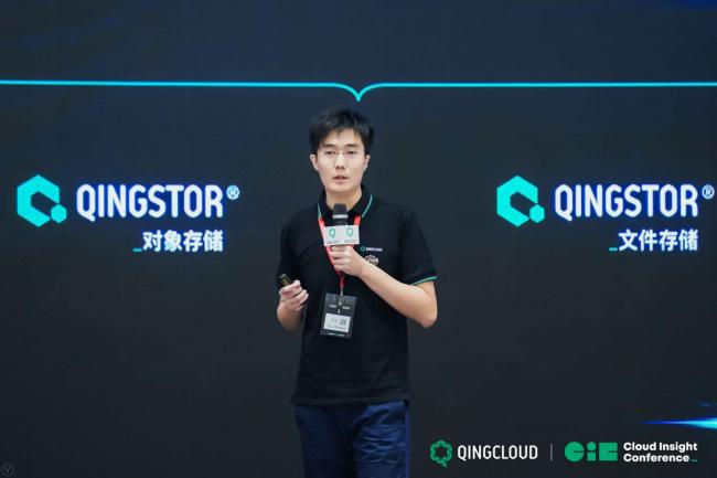 为云而生 自主研发 青云QingCloud分布式存储全线升级