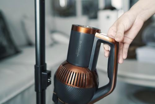 莱克电气:匠心打造新一代立式吸尘器M12MAX 核心技术驱动轻便再升级