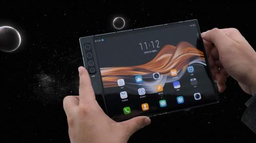 柔宇科技FlexPai 2:万元以下的唯一一款折叠屏手机