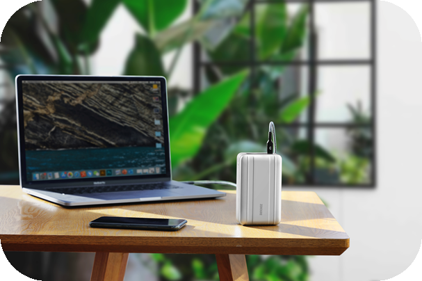 征拓100W移动电源SuperTank Pro上市!完美满足多种充电场景!