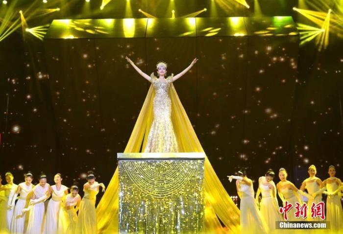 唐嫣成为金鹰女神