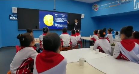 让知识传播更远更广 希沃智慧录播教室助力日照市科技馆建设