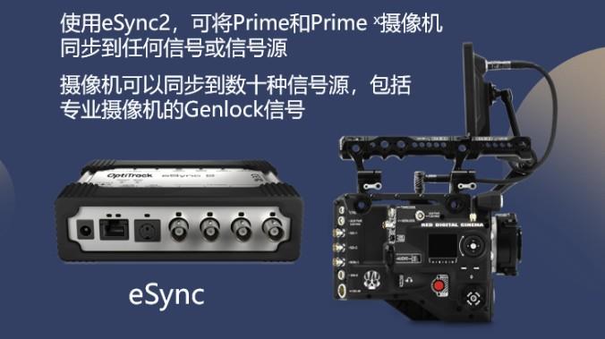 虚拟动点OptiTrack Prime X重磅推出,运动捕捉技术再升级