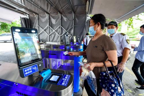 健康码核验、人脸识别 | 小视科技用AI助力智慧医院建设