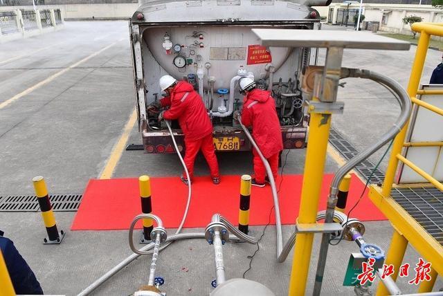 武汉市天然气公司:目前全国性用气量激增,望市民合理用气