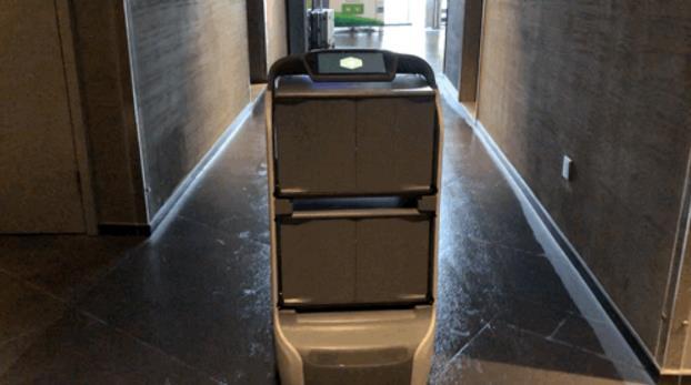 """思岚科技赋予机器人多场景移动能力 助力末端配送""""最后一公里"""""""