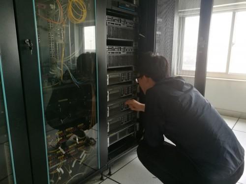 眼控科技业务运行系统及动力环境监控预警平台,为机