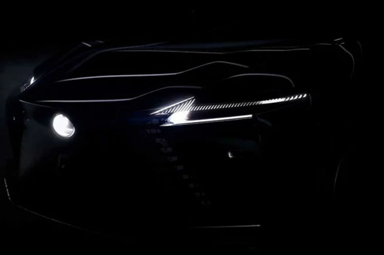 雷克萨斯全新概念电动车即将发布,e-TNGA架构打造2022年投产