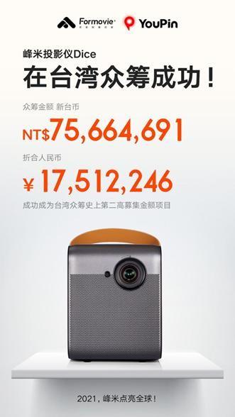 小米举行春季新品发布会 海外市场新款投影仪由峰米科技研发生产