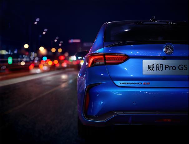 全新别克威朗Pro,威朗Pro GS,上海车展