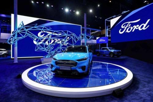 Mustang Mach-E智慧升级,诠释福特先锋创新精神