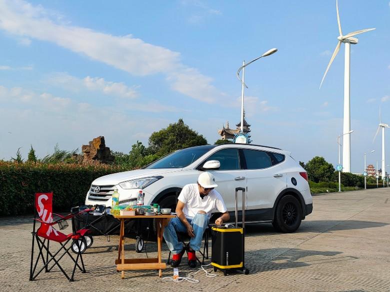 五一自驾带上百克龙户外电源,旅途有电精彩无限!