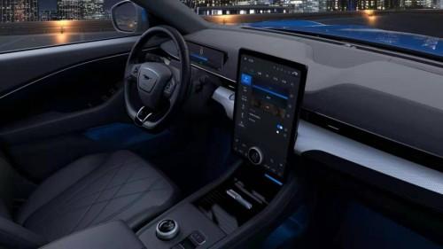 福特全球首款纯电车型Mustang Mach-E赋能未来出行