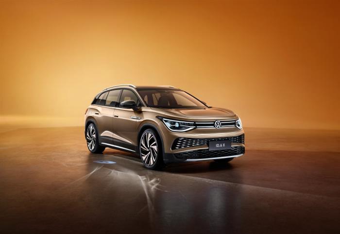 SUV,上汽大众,上汽大众,新能源汽车