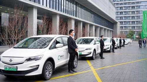 曹操出行入选第四届毕马威中国领先汽车科技企业50榜单